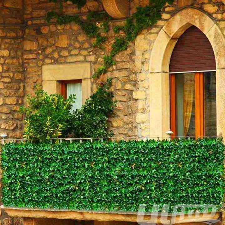 阳台仿真植物墙