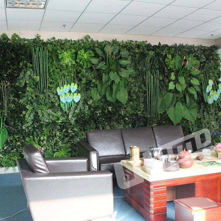 办公室景观墙