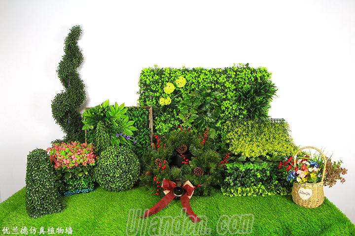 仿真植物墙产品