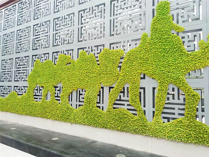 永生苔藓植物墙-骆驼