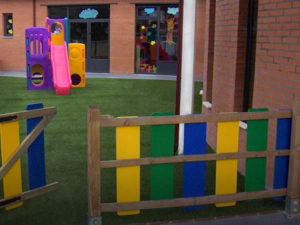 幼儿园活动场地人造草坪