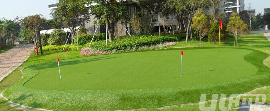 迷你高尔夫球场仿真草坪