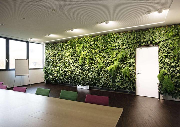 办公室仿真植物